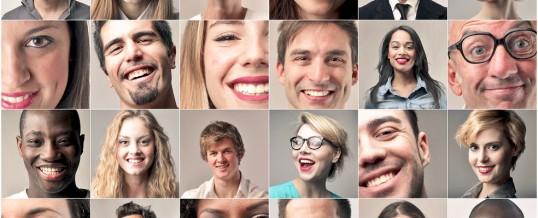 Menschen, die ihre Gefühle ausleben, sind glücklicher.