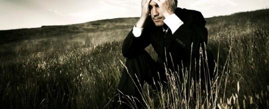 Wie Männer mit Trennung umgehen