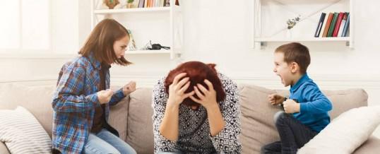 Konfliktsituationen mit Kindern meistern